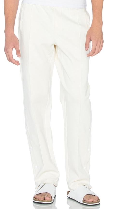 Our Legacy Track Pant in White