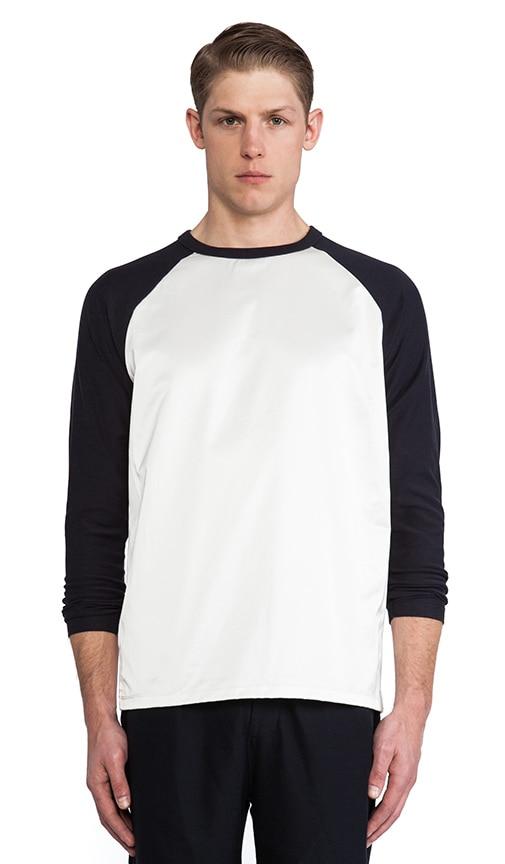 Silk Baseball Shirt