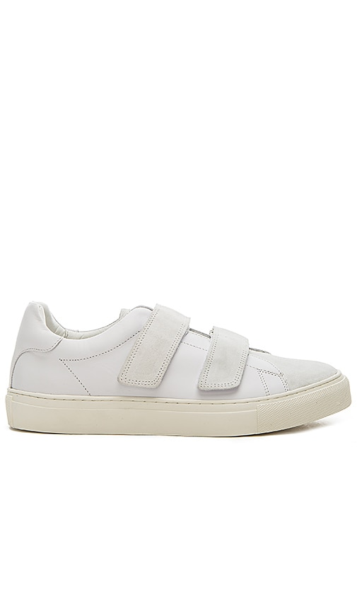 Our Legacy Classic Sneakers 2-Strap in White