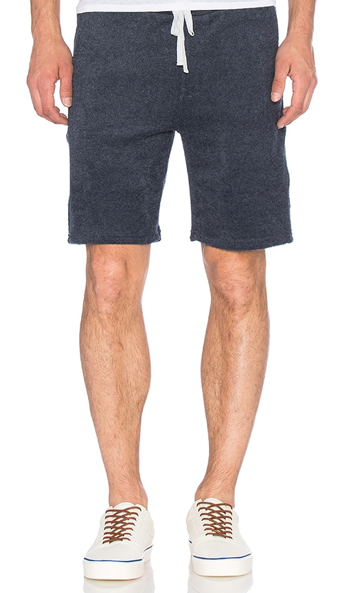 OUTERKNOWN Lowtide Short in Navy
