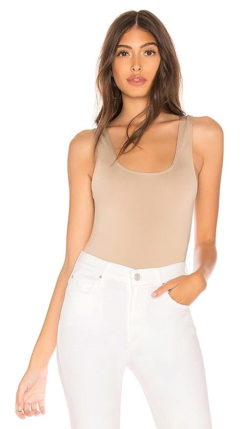 OW Intimates Hanna Bodysuit in Cream