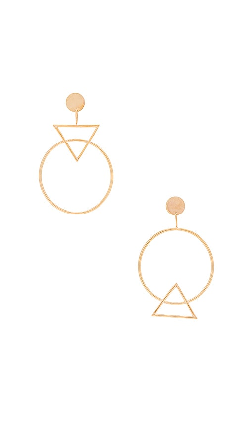Futura Earrings