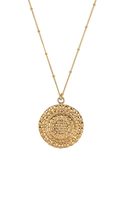 Friar Coin Necklace