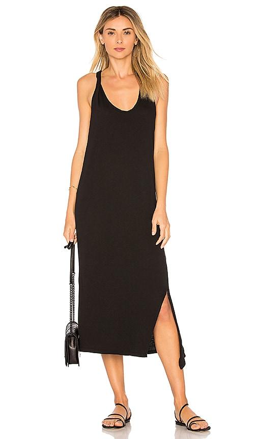 PAIGE Perrine Dress in Black