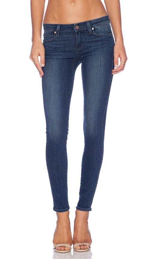 Paige Womens Verdugo Ultra Skinny in Brody Brody - Jeans