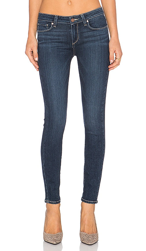 Paige Denim Verdugo Ankle Skinny in Elia
