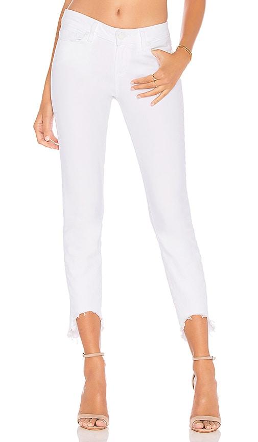 PAIGE Verdugo Crop Jean in Crisp White
