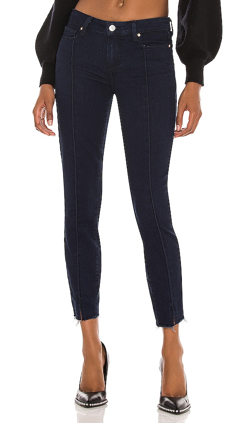 Paige Verdugo Ankle Jeans In Emmaline