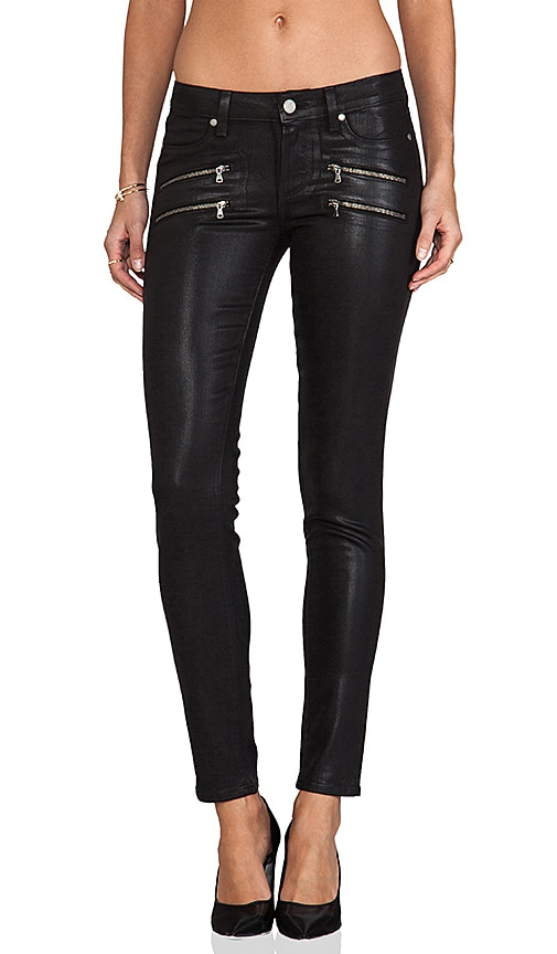 Denim Edgemont Ultra Skinny Silk Coating