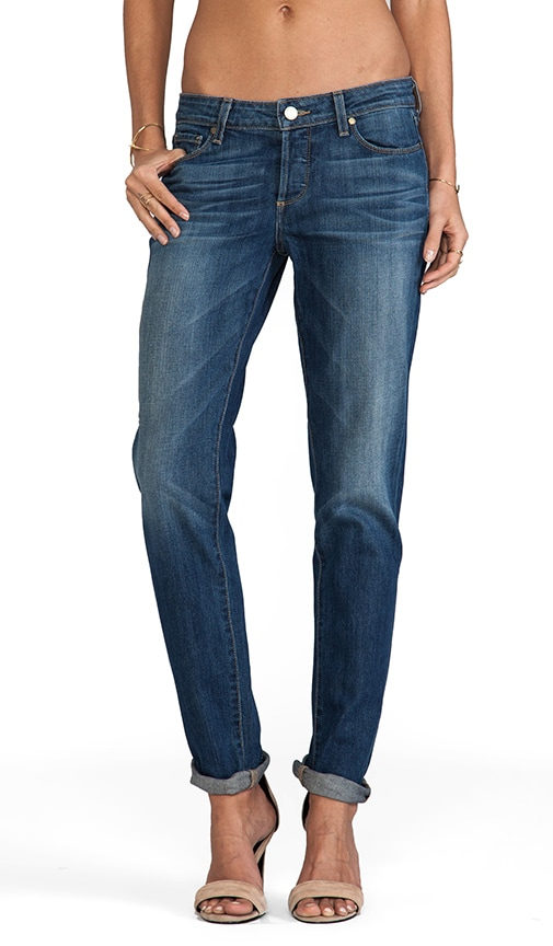 Denim Jacob Loose Skinny