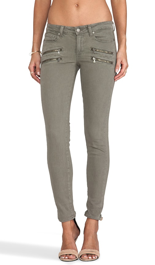 Denim Edgemont Ultra Skinny with Zippers