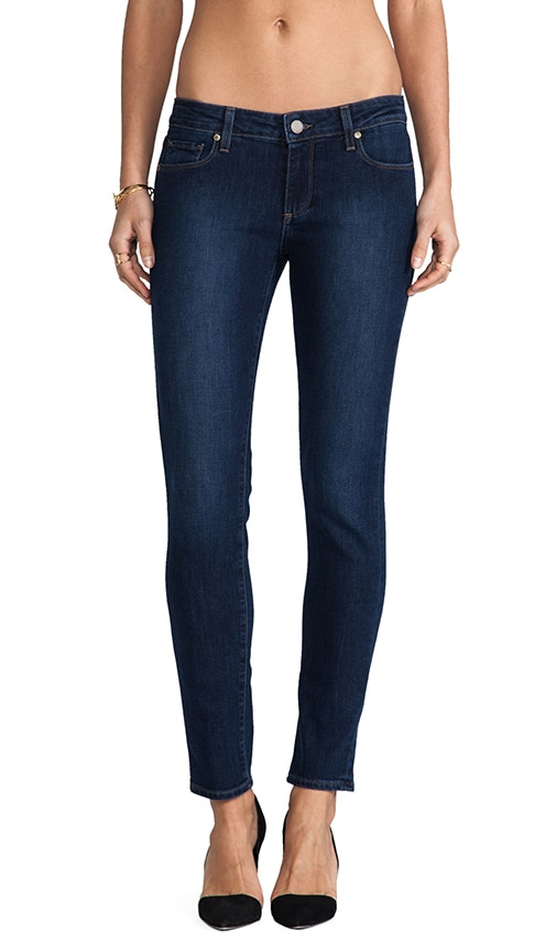 Denim Skyline Ankle Peg
