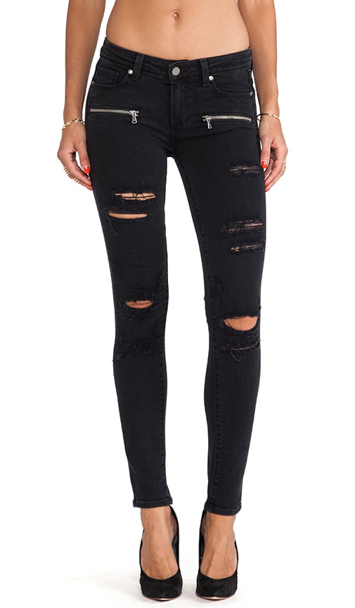 Denim Indio Zip Ultra Skinny