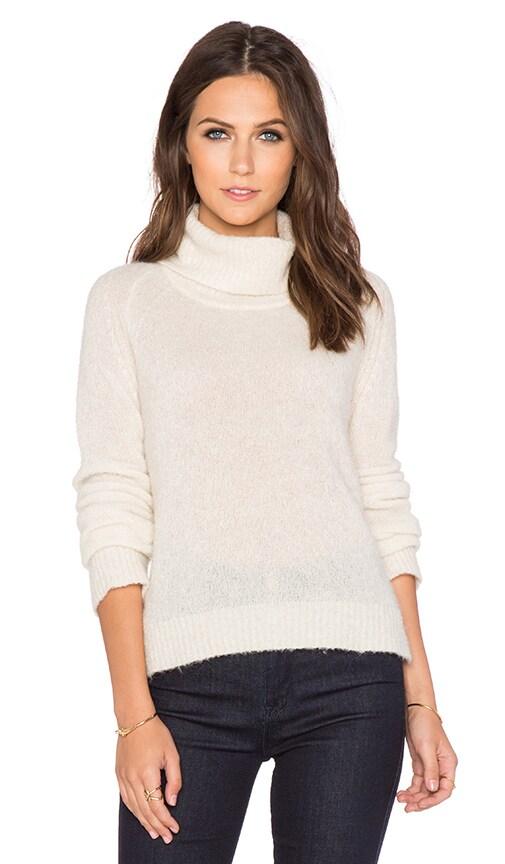 Paige Denim Bay Sweater in Custard