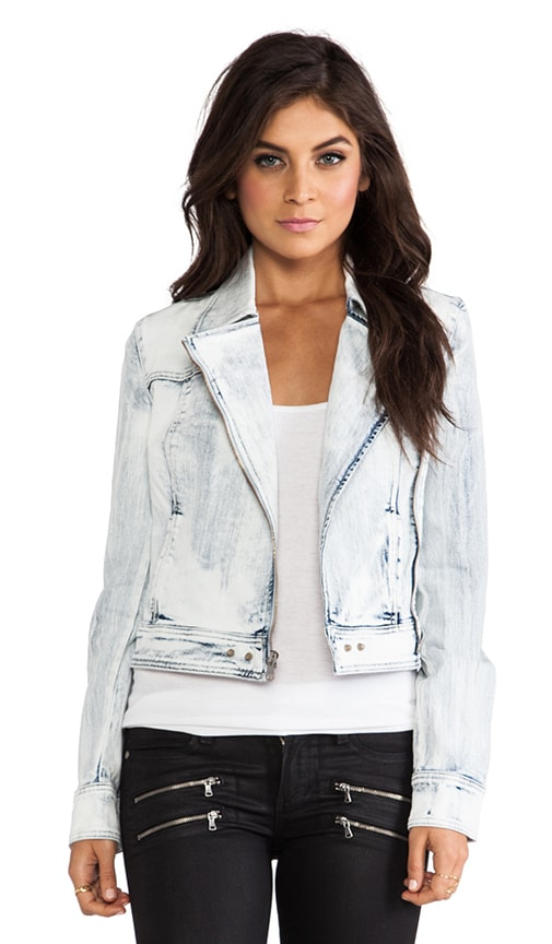 Brooklyn Denim Moto Jacket