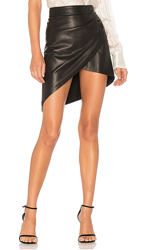 f6d5d2c2e PAIGE Rosie HW X PAIGE Frederica Skirt in Black | REVOLVE