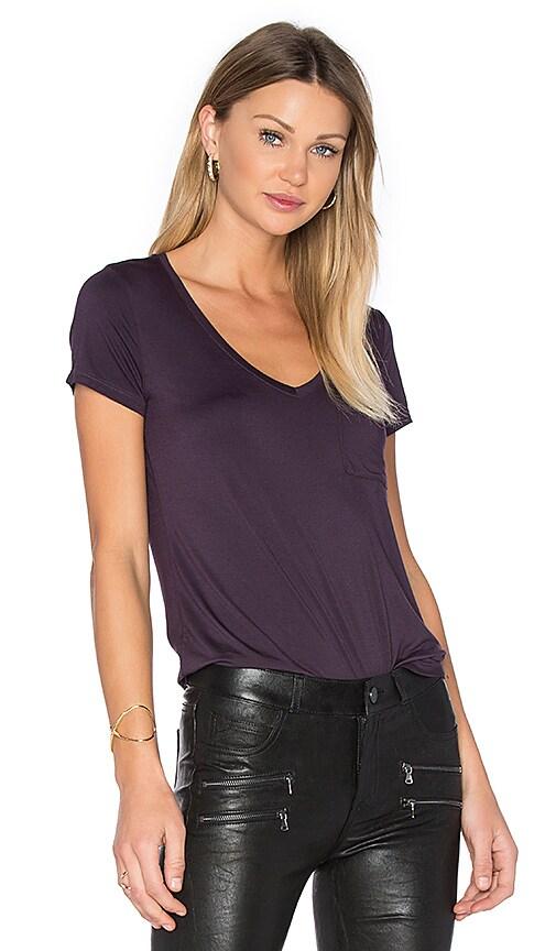 PAIGE Lynnea Tee in Purple