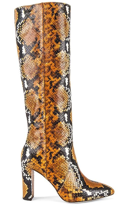 PAIGE Carmen Boots in Orange