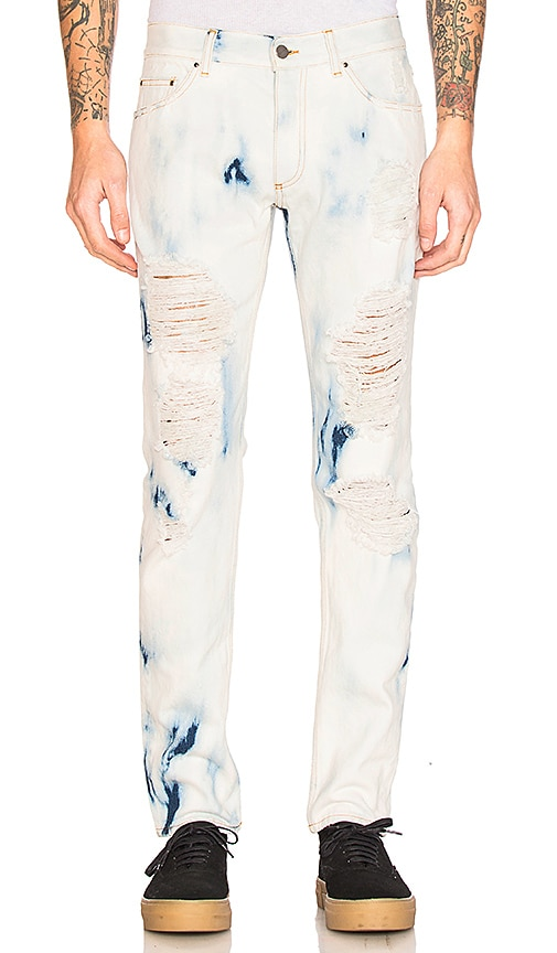Palm Angels Tie Dye Jean in Tie & Dye Vintage