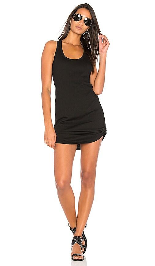Pam & Gela Tank Dress in Black