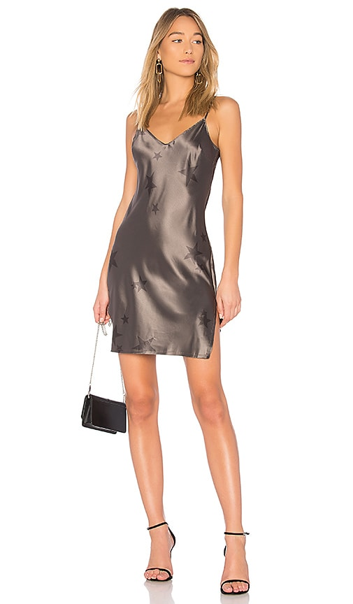 Star Slip Dress