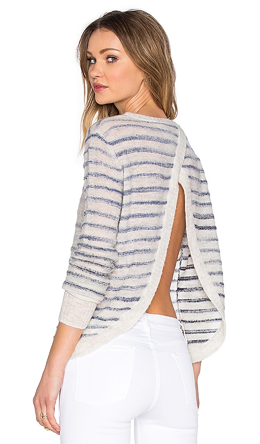 Cross Back Pullover