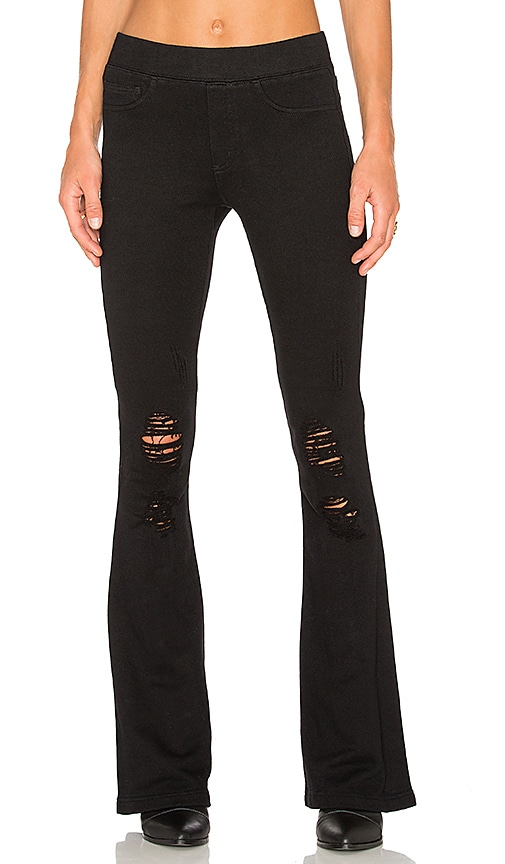 Destroyed Flare Track Pant