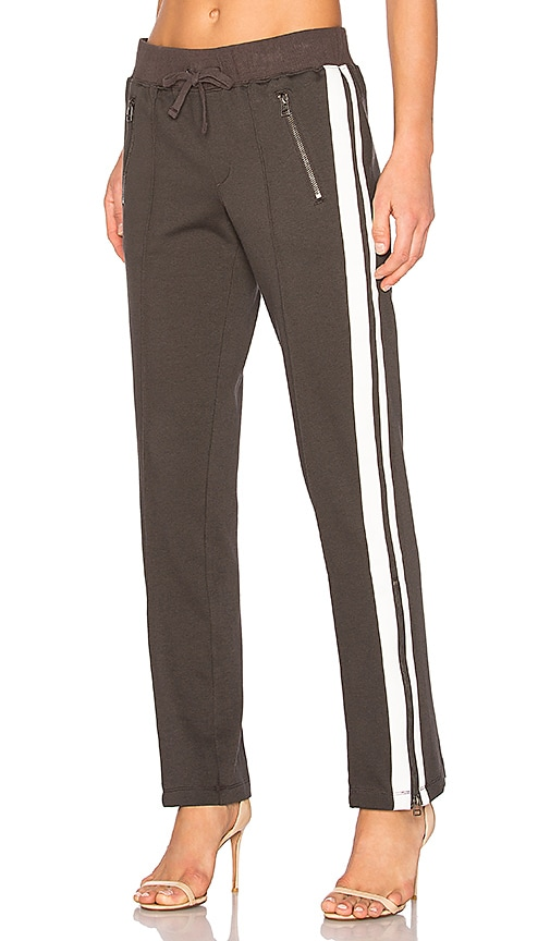 Pam & Gela Track Pant in Gray