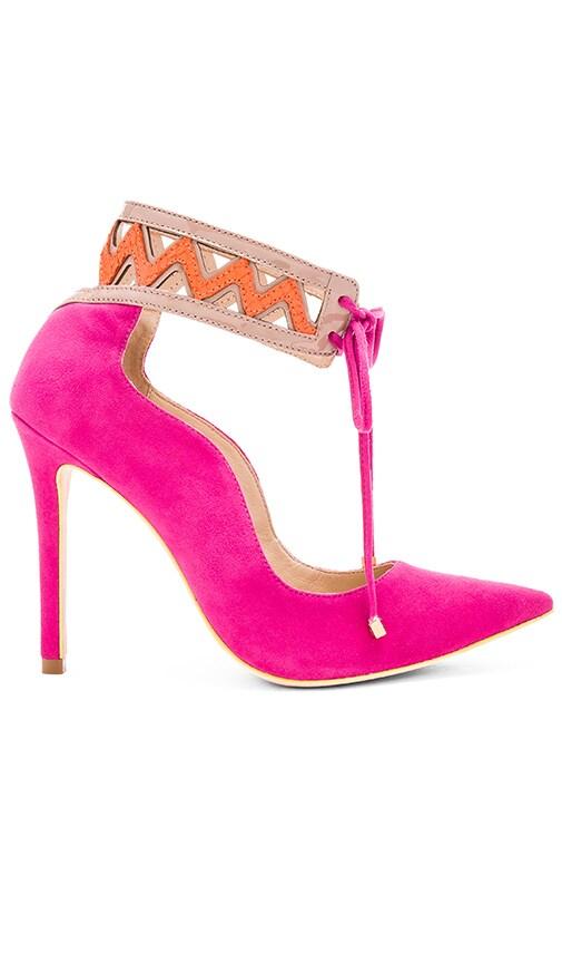 PAOLA FABRIS Lafa Heel in Pink