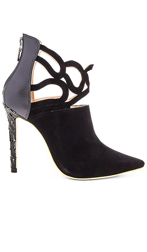 PAOLA FABRIS Lana Heel in Black