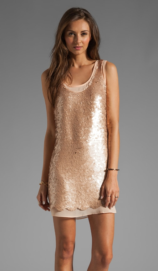 Montauk Sequin Dress