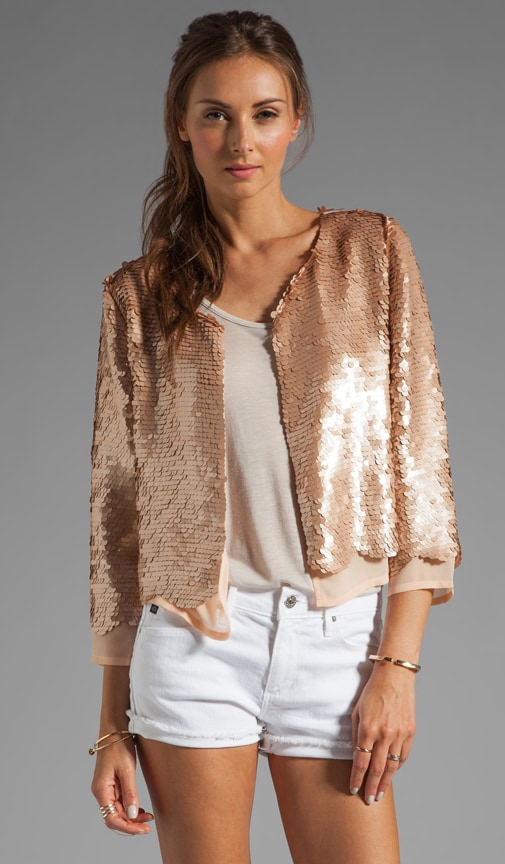 Chester Sequin Jacket