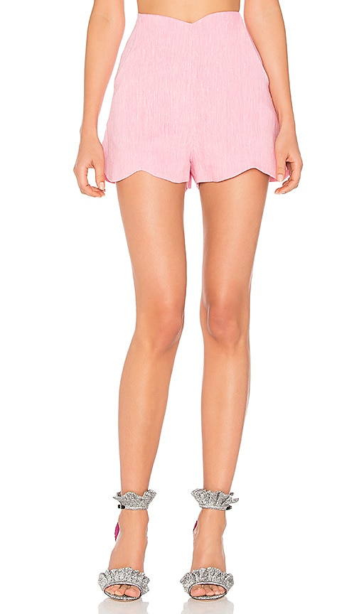Paper London Fraise Shorts in Pink