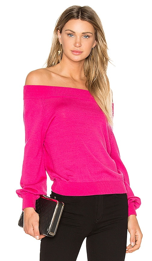 Paper London x REVOLVE Bella Top in Pink