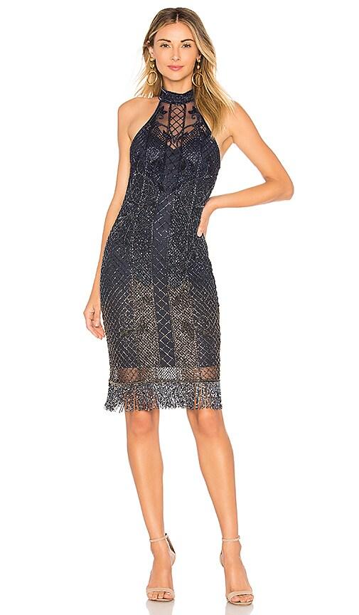 Parker Black POLLY DRESS