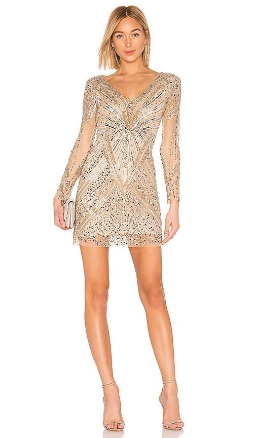 207281d829f Parker Black Janette Dress in Champagne