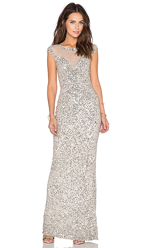Jennifer Sequin Dress