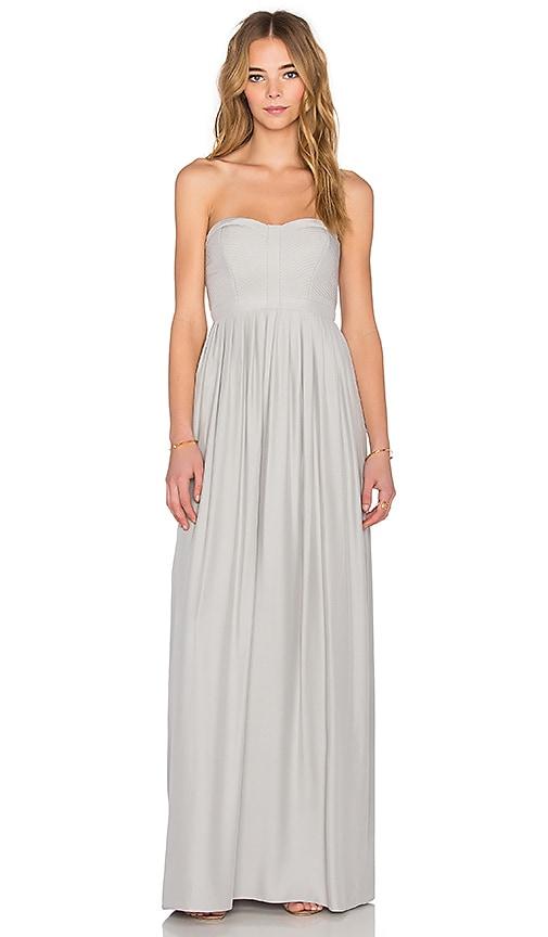 Parker Black Bayou Dress in Gray