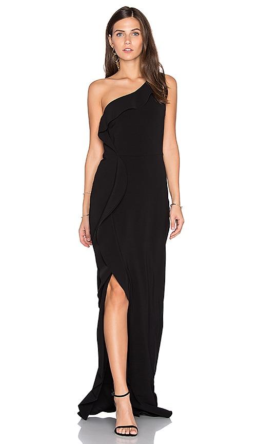 Parker Black Paxon Dress in Black
