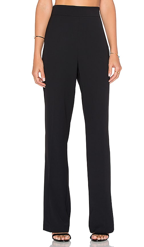 Parker Black Pepper Pant in Black