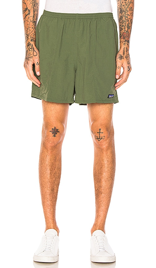 Patagonia Baggies Shorts in Green