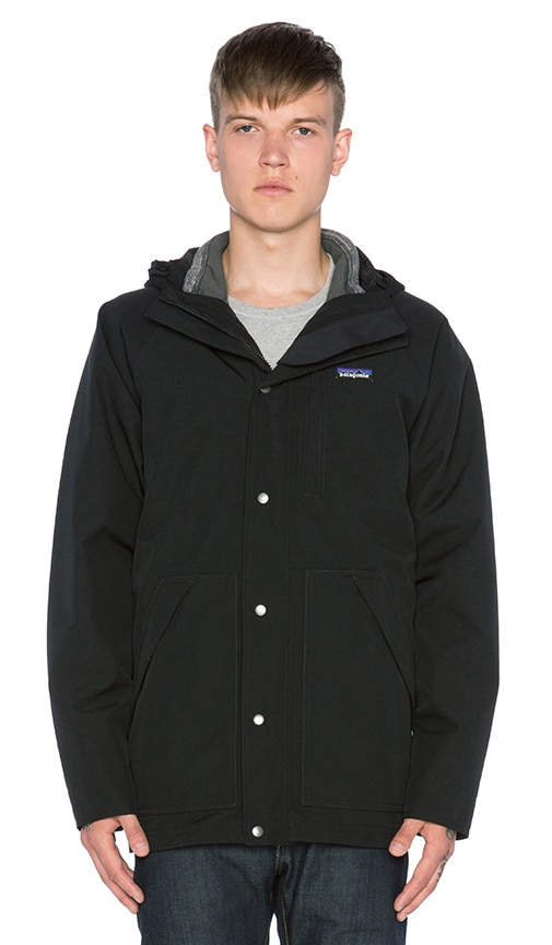 Patagonia Better Sweater 3-in-1 Parka in Black