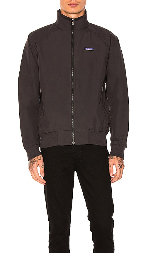 Patagonia Baggies Jacket in Black