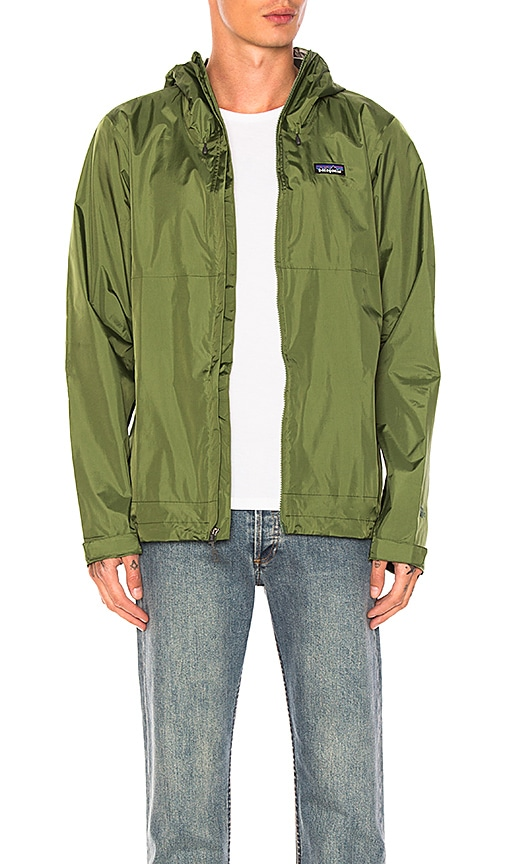 Patagonia Torrentshell Jacket in Green