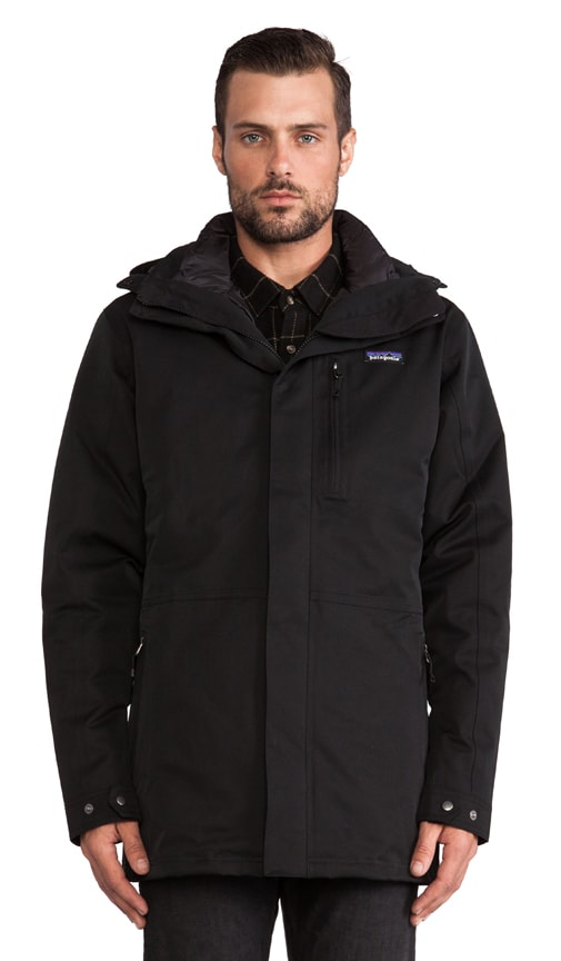 Patagonia tres 3 in 1 down parka
