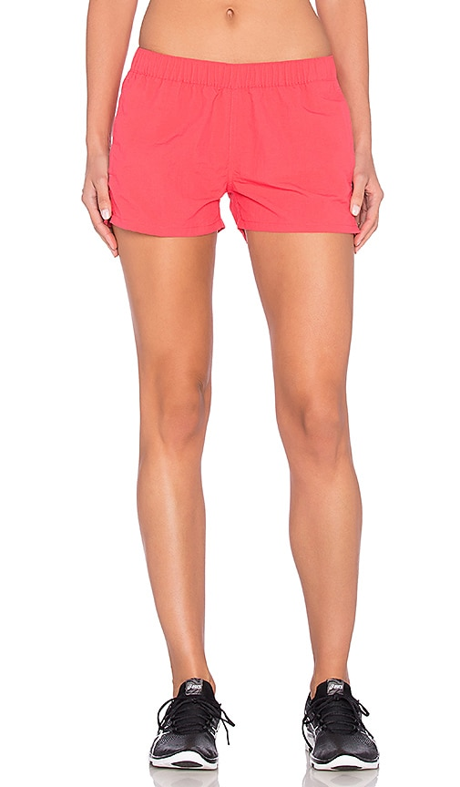 Patagonia Barely Baggies Shorts in Shock Pink