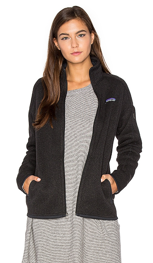 Patagonia Better Sweater Jacket in Charcoal