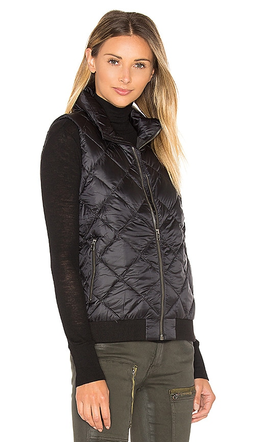 290054a3587 85%OFF Patagonia Prow Bomber Vest in Black ...