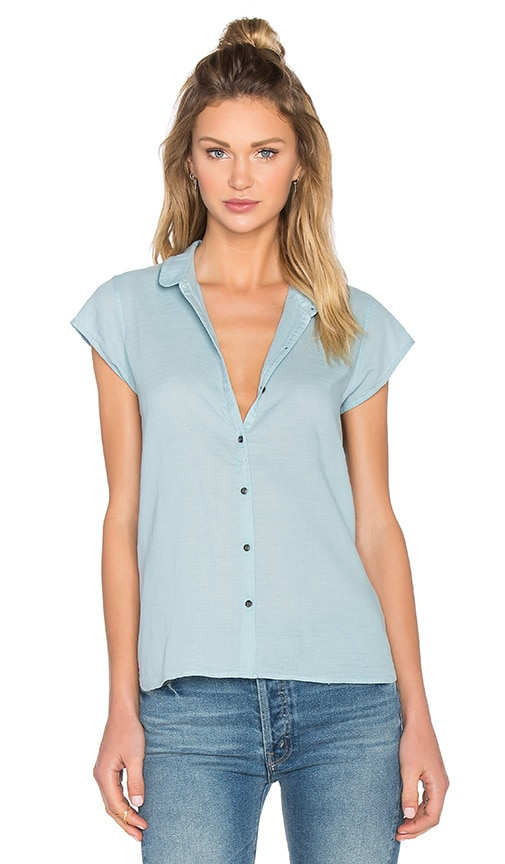 Patagonia Lightweight A/C Top in Blue