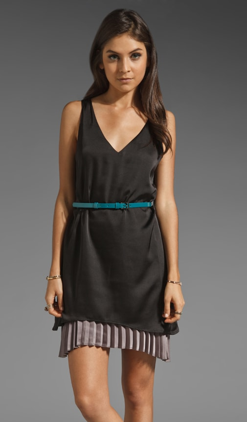Uma Belted Dress